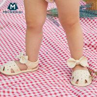 【618年中庆 限时秒杀价:109】迷你巴拉巴拉儿童鞋子婴儿男女卡通凉鞋2020夏新款童鞋宝宝包头鞋