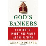 God's Bankers (ISBN=9781416576570) 英文原版