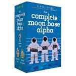 The Complete Moon Base Alpha 月球基地阿尔法全集3本 英文原版