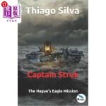 【中商海外直订】Captain Struk: The Hague's Eagle Mission