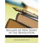 【预订】Ballads of New Jersey in the Revolution