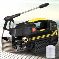 洗车机家用高压水泵大功率220v刷车自助清洗机便携