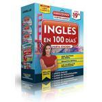 【预订】Ingles En 100 Dias - Audio Pack (Paperback Book +3 Audi
