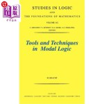 【中商海外直订】Tools and Techniques in Modal Logic