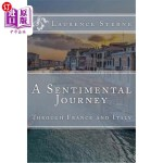 【中商海外直订】A Sentimental Journey
