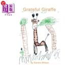 【中商海外直订】Grateful Giraffe