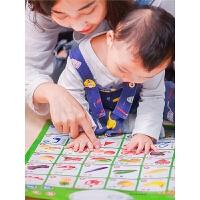 幼儿拼音玩具语音识字儿童有声挂图早教发声0-3岁宝宝启蒙