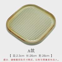 陶瓷�G�干泡�P茶�P小��λ�式茶海茶托�P功夫茶具大��爻�