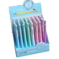 天卓02210自动铅笔 糖果色活动铅笔 0.5mm/0.7mm可选