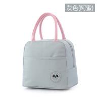 加厚饭盒袋子保温袋便当袋手提包铝箔手拎袋帆布袋学生拎午餐