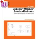 【中商海外直订】Elementary Molecular Quantum Mechanics: Mathematica