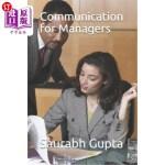 【中商海外直订】Communication for Managers