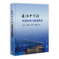 【按需印刷】-长江中下游河道演变与航道整治