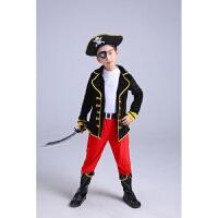 20190306173517662万圣节儿童服装男童cospaly海盗国王角色扮演王子衣服表演套装