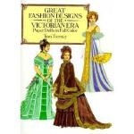 【预订】Great Fashion Designs of the Victorian Era Paper Dolls