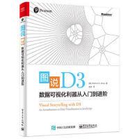 图说D3:数据可视化利器从入门到进阶 (美)Ritchie S. King(里奇・王),史涛 电子工业出版社