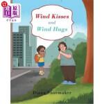 【中商海外直订】Wind Kisses and Wind Hugs