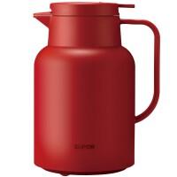 苏泊尔(SUPOR)保温壶玻璃内胆热水瓶1.45升大容量家用保温水壶开水壶 KC145GJ50