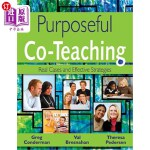 【中商海外直订】Purposeful Co-Teaching: Real Cases and Effective St