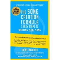【预订】The Song Creation Formula: 7 Easy Steps to Writing Your