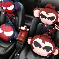 汽车抱枕被子两用车内靠枕车载抱枕被折叠毯子车用空调被