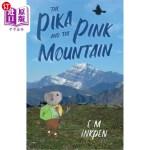 【中商海外直订】The Pika and the Pink Mountain