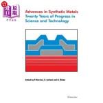 【中商海外直订】Advances in Synthetic Metals: Twenty Years of Progr