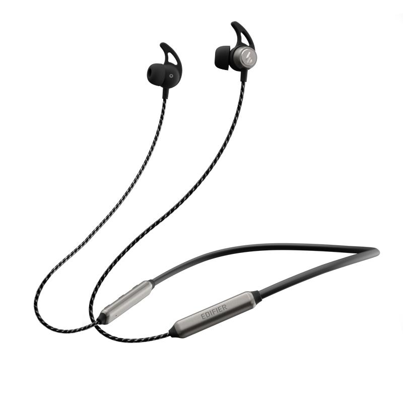 漫步者 W300BT无线蓝牙5.0运动耳机颈挂脖式入耳塞式安卓苹果耳麦