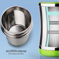 304不锈钢焖烧壶真空学生保温饭盒闷烧杯保温粥桶双层汤壶
