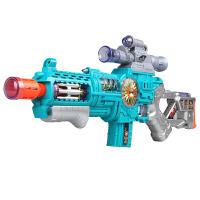 关枪冲锋枪狙击枪3-6岁男孩声光儿童玩具枪电动小孩投影枪机