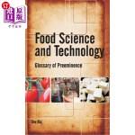 【中商海外直订】Food Science and Technology: Glossary of Preeminenc