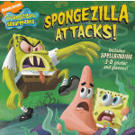 Spongebob Squarepants: Spongezilla Attacks! 海绵宝宝:绿巨海绵 ISBN9781416955481