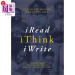 【中商海外直订】Iread, Ithink, Iwrite: Adapted from We Beat the Str