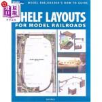 【中商海外直订】Shelf Layouts for Model Railroads