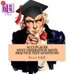 【中商海外直订】Accuplacer Next Generation Math Practice Test Quest