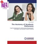 【中商海外直订】The Anatomy of Academic Dishonesty
