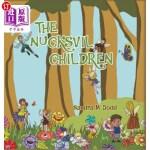 【中商海外直订】The Nucksvil Children