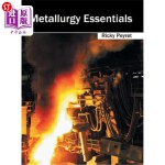 【中商海外直订】Metallurgy Essentials