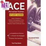 【中商海外直订】ACE Personal Trainer Manual & Study Guide: Study Co