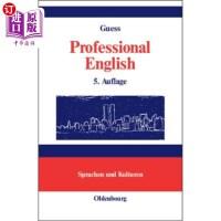 【中商海外直订】Professional English in Science and Technology. Eng