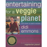 Entertaining for a Veggie Planet(ISBN=9780618104512) 英文原版