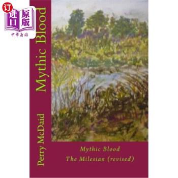 【中商海外直订】Mythic Blood: The Milesian (Revised)