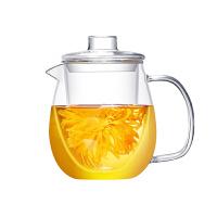 家用过滤大容量泡茶壶水壶单壶耐热玻璃花茶壶套装