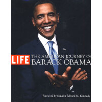 The American Journey of Barack Obama 奥巴马的美国之旅 9780316045605