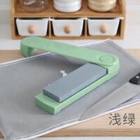 磨刀神器家用菜刀器快速磨剪刀石多功能棍�N房用品用具小工具百�