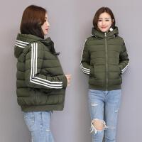 棉衣女短款韩版学生百搭加厚保暖修身小棉袄青年冬装外套