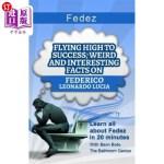 【中商海外直订】Fedez: Flying High to Success, Weird and Interestin