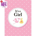 【中商海外直订】It's a Girl: The Perfect Gift for Parents of a Newb