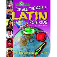 【预订】Of All the Gaul! Latin for Kids (Paperback)