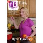 【中商海外直订】Don't Diet, Live It!: A Yearlong Inspiration for a
